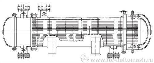 Эскиз теплообменник устройство теплообменников теплового насоса